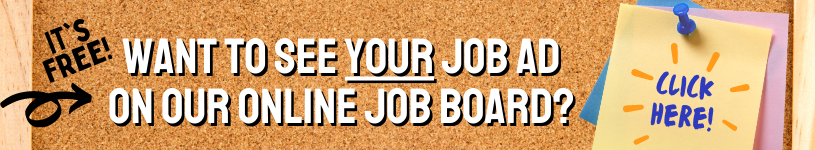 Click to Learn More about posting a job on our website
