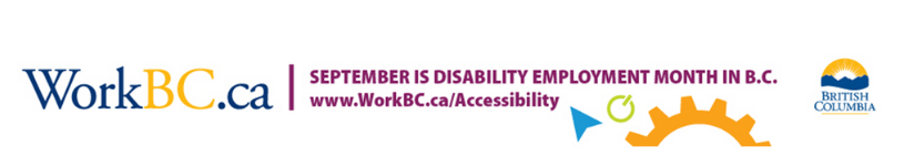 Disability Employment Month 2020 Banner