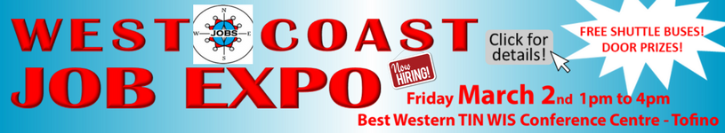 West Coast Job Expo 2018 Banner