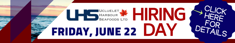 UHS Hiring Day - Port Alberni June 22 2018
